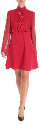Giamba Macramé Dress