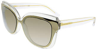 Tory Burch Women's Cat-Eye 55Mm Sunglasses