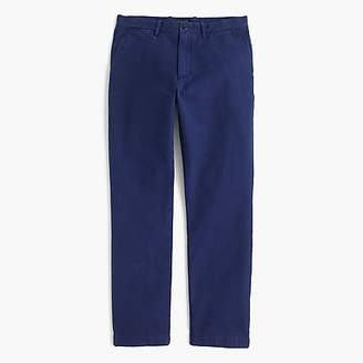 J.Crew 770 Straight-fit chino pant in garment-dyed canvas