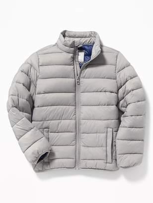 01bfa0c2a2bc Old Navy Gray Boys  Outerwear - ShopStyle