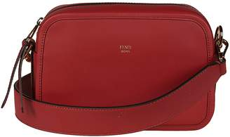 Fendi Zipped Shoulder Bag
