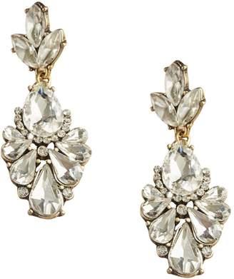 Dakota Olive+ Piper Luxe Crystal Chandelier Earrings