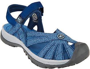Keen Multi-Strap Sport Sandals - Rose
