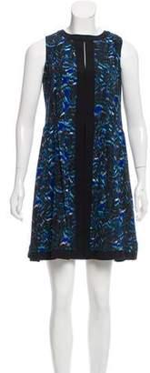 Proenza Schouler Printed Silk Dress w/ Tags