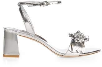 Sophia Webster Lilico patent-leather block-heel sandals
