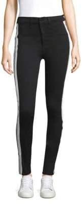 Rag & Bone Mito Tuxedo Stripe Stretch Pants