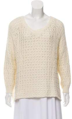 Joie Knit Scoop Neck Sweater