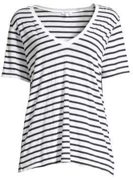 Splendid Everly Striped Short Sleeve Tee