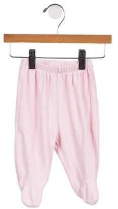 Cacharel Girls' Velvet Elasticated Pants