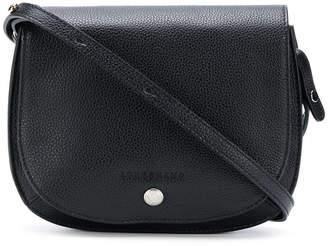 Longchamp foldover top crossbody bag