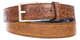 Tom Ford Crocodile Belt