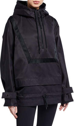 Reebok x Victoria Beckham Hooded 1/4-Zip Anorak Jacket
