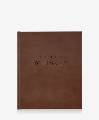 GiGi New York World Whiskey, Brown Genuine Leather