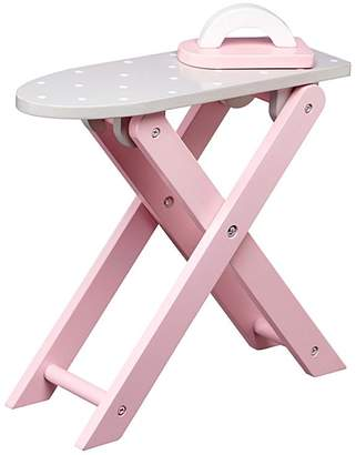 Olivia's Little World Doll's Ironing Board, Polka Dots