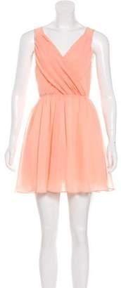 Keepsake Sleeveless Mini Dress