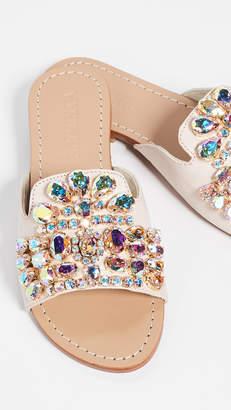 Mystique Jewel Mix Slide Sandals