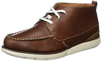 Clarks Men's Edgewood Mid Classic Boots, Brown (Tan Tumbled-)