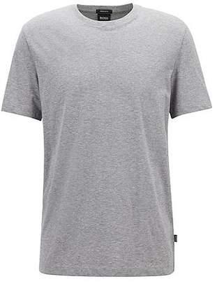 HUGO BOSS Regular-fit T-shirt in soft cotton