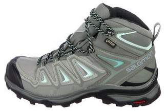 Salomon Canvas Hiking Boots w/ Tags