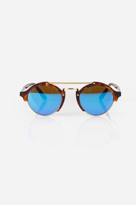 Illesteva Milan Havana Sunglasses $300 thestylecure.com