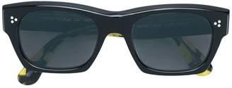 Oliver Peoples rectangular frame sunglasses