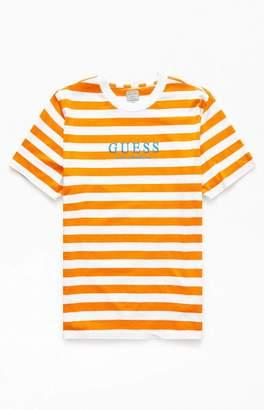 GUESS Palm Stripe T-Shirt