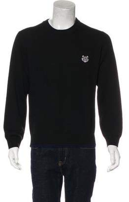 Kenzo Knitted Solid Sweater