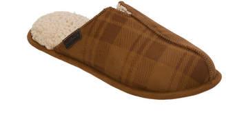 Dearfoams Wide Width Slip-On Slippers