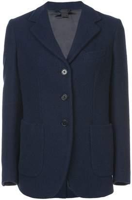 Aspesi cashmere classic blazer