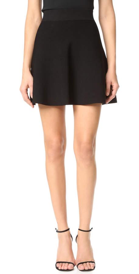 Cushnie Et OchsCushnie Et Ochs Mini Circle Skirt