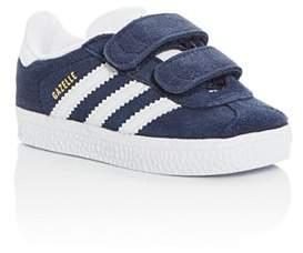 adidas Unisex Gazelle Suede Sneakers - Walker, Toddler
