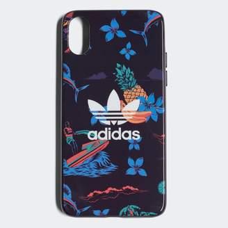 Beach Snap Case IPhone X Black