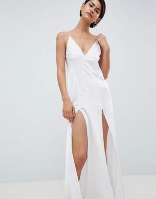 Asos Design DESIGN Bridal Maxi Slip