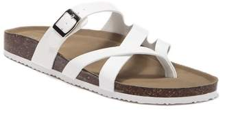 Madden-Girl Bartlet Slide Thong Sandal