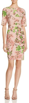 Whistles Maria Blossom-Print Dress - 100% Exclusive $339 thestylecure.com