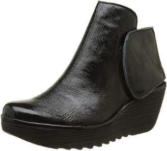 Fly London Womens Yogi Leather Boots 38 EU