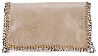 Stella McCartney Falabella Crossbody Brushed Redwood Beige