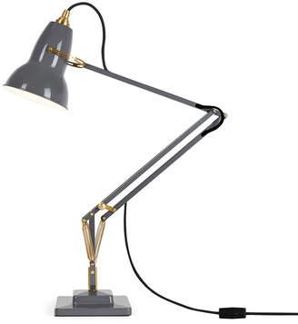 Rejuvenation Anglepoise Original 1227 Brass Desk Lamp