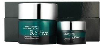 RéVive Moisturizing Renewal Cream Retexturizing Hydrator Duo