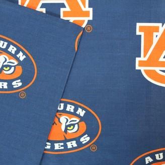 Auburn Tigers Printed Sheet Set - Queen