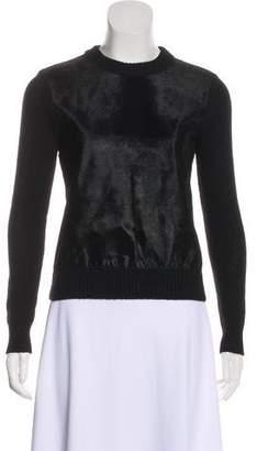 Co Knit Long Sleeve Sweater