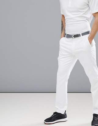 Puma tailored tech pants in white 57232009