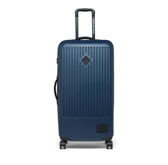 Herschel Supply Company Ltd FOUR-WHEEL TRADE LARGE HARD SHELL LUGGAGE - NAVY