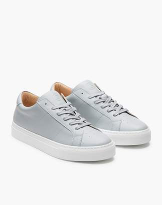 Madewell GREATS Royale Leather Low-Top Sneakers