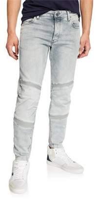 1a99698ffea G Star G-Star Men's Motac Slim Distressed Jeans - Wess