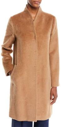 Eileen Fisher Suri Alpaca Long Coat