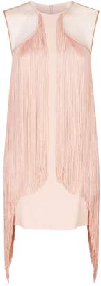 Stella McCartney Fringe Mini Dress