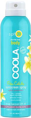 Coola Eco-Lux Body SPF 30 Pina Colada Sunscreen Spray