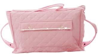 Babies Deluxe Rosabelle Bejeweled Diaper Bag