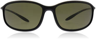 Serengeti Sestriere Sunglasses Satin Black Satin Black Polariserade 61mm
